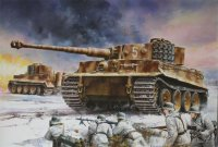 The box-art of the 's.Pz.Abt.506 Tiger'