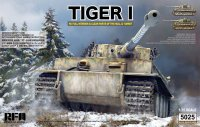 The box-art of the 'Wittman's Tiger Early Production'