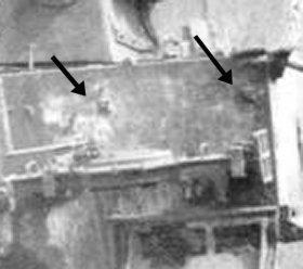 Feifel mount on Tiger rear wall