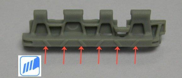 Kit spare link