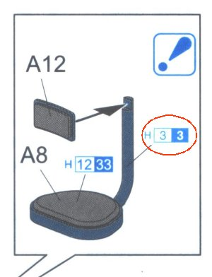 Kit instructions