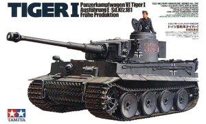 Tamiya Tiger kit