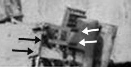 Toolbox position on Bergetiger