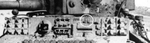 Tiger 231 with tactical symbol