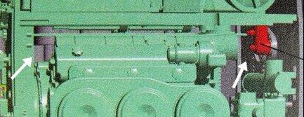 Rye Field Model Tiger engine