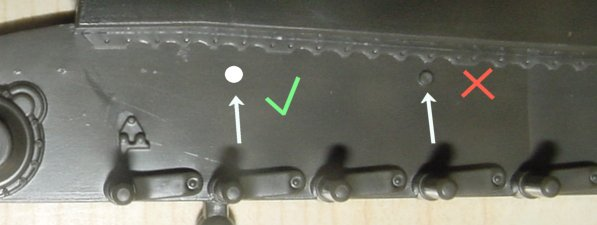 Kit shock absorber